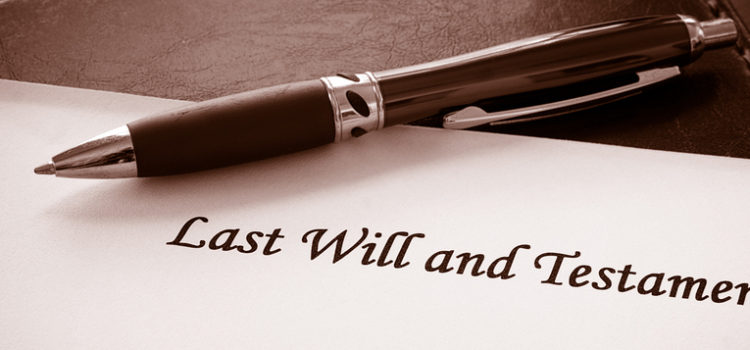 Some things you need to know about Inheritance and Wills